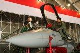 Dua pesawat F-16 Program Falcon Star eMLU  kembali mengudara