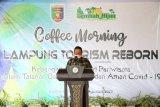 Gebernur Lampung ajak semua pihak bangkitkan pariwisata