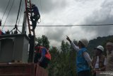 Dua dusun di Kabupaten Maros kini teraliri listrik PLN