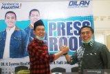 Hanura konsisten dukung pasangan Dilan di pilkada Makassar