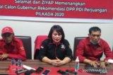 DPP PDI Perjuangan beri rekomendasi pasangan Cagub Zainal Paliwang-Yansen