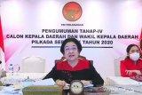 Ketua Umum PDIP Megawati ingatkan calon kepala daerah tertib administrasi saat daftar