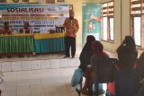 BKKBN Sulawesi Tenggara sosialisasikan pencegahan stunting di Muna