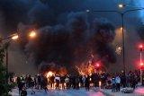 Kerusuhan pecah di Kota Malmo Swedia usai pembakaran kitab suci Al Quran