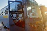 Polisi sebut penyerangan dan perusakan Mapolsek Ciracas dilakukan 100 orang