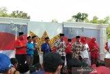 Tujuh parpol koalisi mendukung pasangan Halim-Joko di Pilkada Bantul