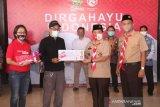 Siswa SD di Banjarmasin terima pulsa data gratis untuk PJJ