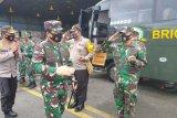 Panglima TNI-Kapolri gelar pertemuan tertutup di Timika
