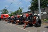 DPR sebut anggota parpol bagikan traktor, Mentan Syahrul  bantah ada perintah