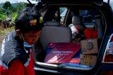 Bantuan Telkomsel peduli banjir bandang Masamba