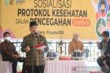 Wabup Bantaeng : Sinergitas antara pemerintah saling menguatkan cegah COVID-19