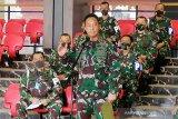 12 oknum TNI AD ditahan terkait penyerangan dan perusakan Mapolsek Ciracas