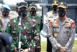 Panglima TNI: Polisi Militer telah kantongi rekaman CCTV kasus pengrusakan Polsek Ciracas