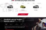 Website Hasjrat Toyota berbekal enam fitur menarik bisa beli mobil dan booking servis