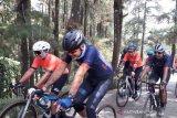 Tour de Borobudur jadi ajang kampanye kesehatan dan adaptasi kebiasaan baru