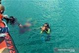 Korban kecelakaan laut di  Komodo ditemukan meninggal