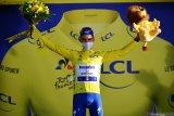 Klasemen sementara Tour de France setelah etape kedua