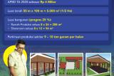 Rp 4 Miliar untuk Bangun Rumah Garam