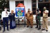 Pertamina resmikan Kampung Siaga COVID-19 Distrik Jayapura Utara