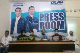 Pilkada Makassar, Pasangan bacalon Dilan deklarasi di Karebosi