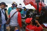 Pemkab Kapuas latih operator pertanian dukung 'Food Estate'