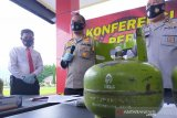 Polisi tangkap penjual tabung elpiji bersubsidi tanpa izin di Sigi