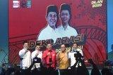 Deklarasi pasangan Dilan proyeksikan tiga pilar Makassar kota 'sombere'