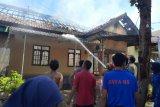 Si jago merah lalap rumah pegawai Baznas Lotim sampai ludes (Video)