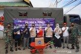 Pelindo IV salurkan bantuan tahap II untuk korban banjir Masamba