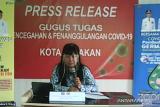 Empat pasien COVID-19 dinyatakan sembuh di Tarakan