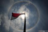 Lapan: Matahari memutih berpotensi terjadi di seluruh wilayah Indonesia
