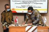 PGN pasok gas ke Pupuk Iskandar Muda