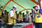 Kabupaten Musi Banyuasin target pembangunan jalan gunakan aspal karet