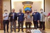 Jelang Liga I, PSSI dan PT LIB temui Kapolda Jateng