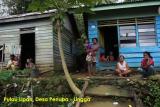 Pemukiman Suku Laut Pulau Lipan Desa Penuba