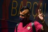 Arturo Vidal kecam Barcelona di luar dan di dalam lapangan