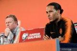 Virgil van Dijk kecewa Ronald Koeman melatih Barcelona