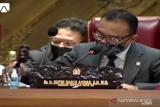 DPR sahkan RUU Mahkamah Konstitusi jadi Undang-Undang