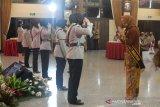 Polwan Polres Jayapura Bripka Silvia S Sokoy raih pin emas Kapolri