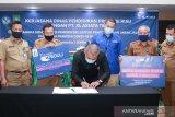 XL Axiata bantu kegiatan pembelajaran jarak jauh 60 ribu siswa Riau