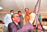Gubernur Sulsel luncurkan kartu MBJJ Telkomsel mudahkan belajar daring