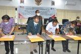 BNN Sulsel jalin kesepahaman dengan 12 KPU kabupaten/kota