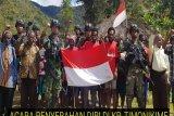 10 Anggota KKB anak buah pimpinan Puron Wenda nyatakan kembali ke NKRI