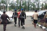 Oknum TNI AD arogan kepada petugas Satgas COVID-19 Sorong