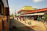 Stasiun Baturaja perketat protokol kesehatan