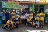 Launching BCC, BPJAMSOSTEK Semarang Majapahit sebar bibit ikan dan baksos