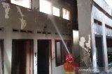 Lalai saat masak akibatnya masjid di Pondok Kelapa terbakar