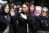 PM Ardem: Film soal serangan masjid harus berfokus ke Muslim Selandia Baru