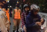 Satpol PP harapkan razia masker sadarkan masyarakat cegah COVID-19
