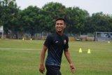 Osvaldo Haay kerasan bersama Persija Jakarta